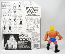 WWF Hasbro - Sid Justice (loose avec carte USA)