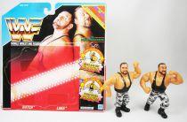WWF Hasbro - The Bushwhackers : Butch & Luke (loose with USA cardback)