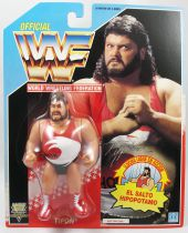 WWF Hasbro - Typhoon (Spain card)