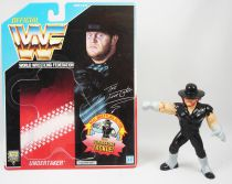 WWF Hasbro - Undertaker v.1 (loose with USA cardback)