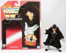 WWF Hasbro - Undertaker v.2 (loose with USA cardback)