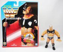 WWF Hasbro - Warlord (loose with USA cardback)