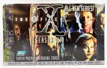 X-Files - Topps - Super Premium Trading Cards (Season Two)