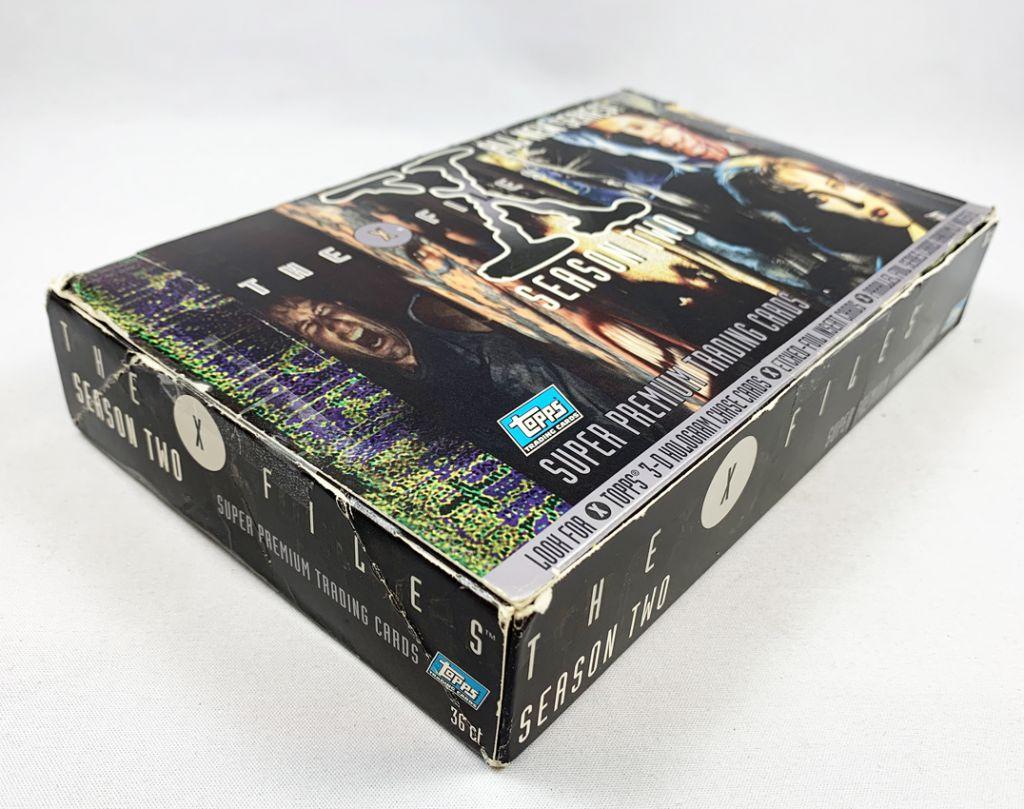X-Files - Topps - Super Premium Trading Cards (Season Two)