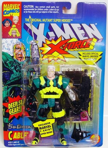 X-Men - Cable 5th edition
