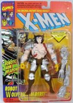 X-Men - Robot Wolverine Albert 6th edition