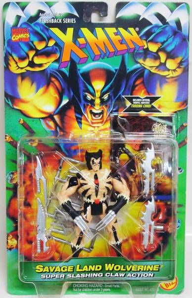 X-Men - Savage Land Wolverine
