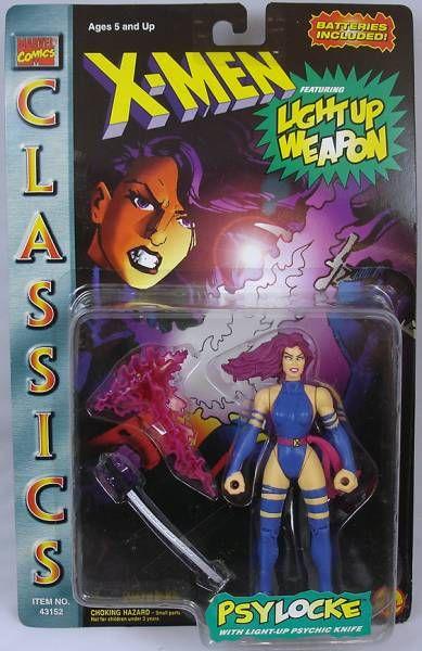 X-Men Classics - Psylocke