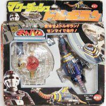 X-OR - Popy Japon - Mini Morox & Cabine Transit Espace