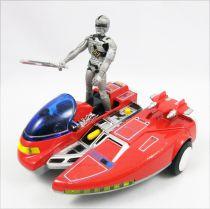 X-OR - Roller Sky avec figurine (loose) - Bandai