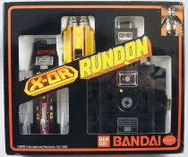 X-OR Space Sheriff Gavan - Rundon Tank - Popy Bandai France
