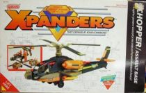 X-Panders - Chopper / Assault Base - Galoob