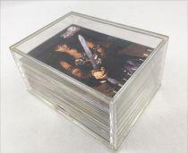 Xena - Topps Trading Cards (1998) - Série 2 complète de 72 cartes + 6 chromes