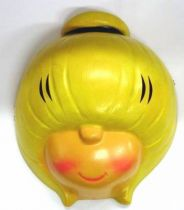 Yéyé face-mask (by César)