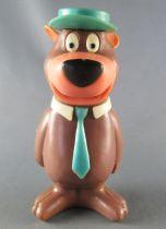 Yogi Bear - Plastic Figure Moplas Italy 12cm - Yogi