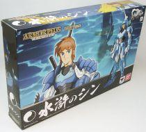 Yoroiden Samurai Troopers - Bandai Armor Plus - Shin (Yan) : Samouraï de l\'Eternel du Torrent