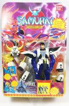 Yoroiden Samurai Troopers - Bandai Playmates - Ryo in Hariel\'s Armor of Inferno