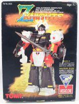 Z-Knights - Tomy - Megaclone Deviking - mint in box
