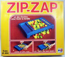 Zip-Zap - Board Game - Ceji Compagnie du Jouet 1981
