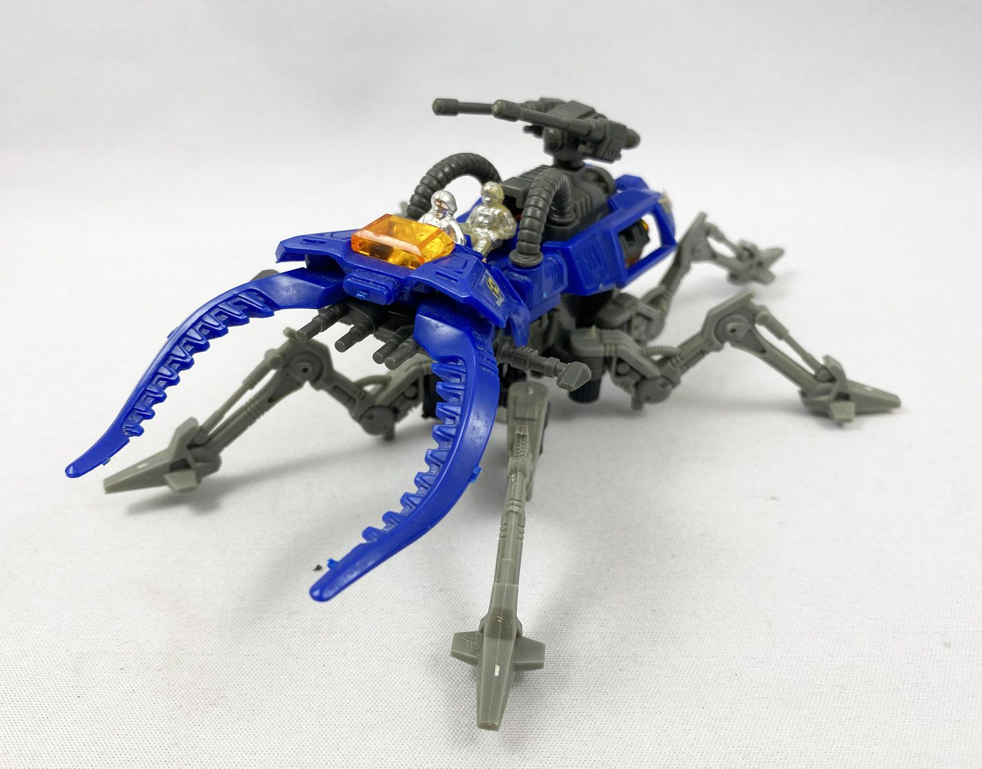 Zoids - Tomy - Double Sworder (loose)