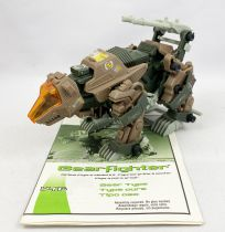 Zoids: Build Customize Mobilize - Tomy Hasbro - Bear Fighter (loose)