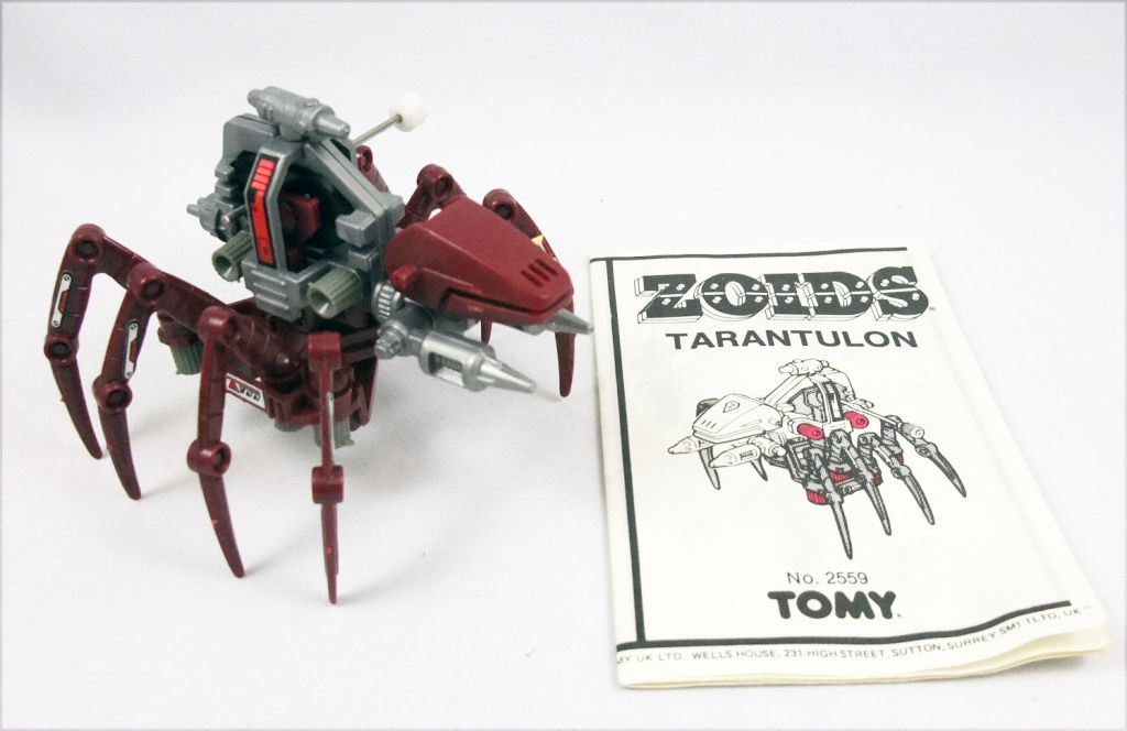 Zoids (OER) - Tarantulon - Loose