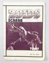 Zoids (OER) - Tomy -  Scarab (loose)