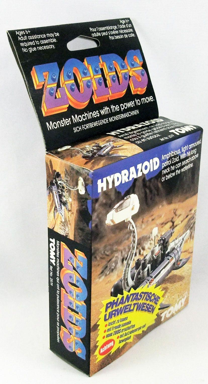 Zoids (OER) - Tomy - Hydrazoid (neuf en boite)