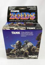Zoids (OER) - Tomy - Power Zoid Tank (neuf en boite)