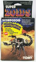 Zoids (OER) - Tomy - Scorpozoid (Mint in box)
