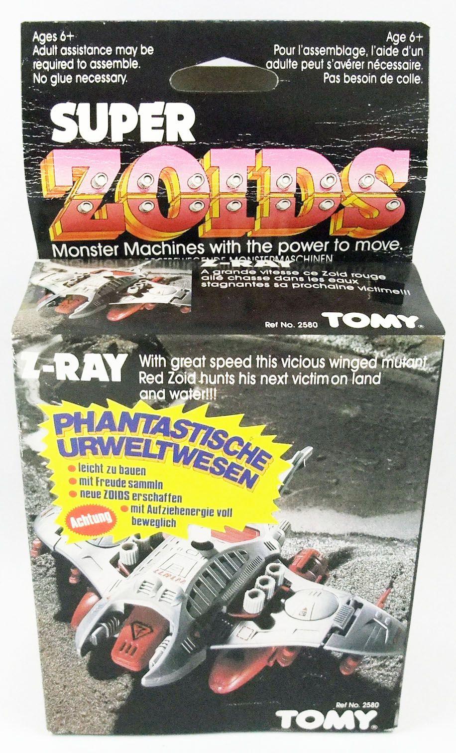 Zoids (OER) - Tomy - Z-Ray (Mint in box)