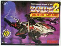 Zoids 2 - Demon Lizard - mint in box