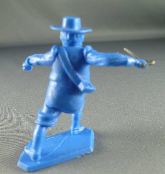 Zorro  - Figurine Dulcop - Sergent Garcia monochrome