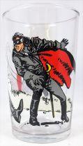 Zorro - Amora drinking glass - Zorro vs. Monasterio