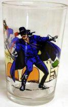 Zorro - Amora mustard glass