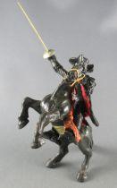 Zorro - Figurine PVC Bully - Zorro & Tornado