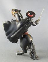 Zorro - Figurine PVC Papo - Zorro & Tornado 2