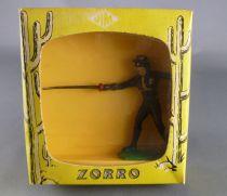 Zorro - JIM figure - Standing with sword & gun (mint in box)