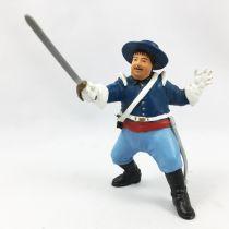 Zorro- Papo pvc figure - Sergeant